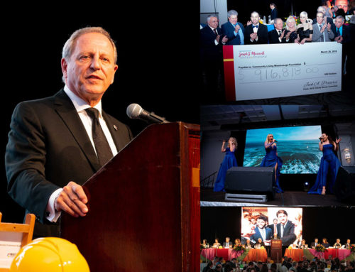 Joseph S. Mancinelli Tribute Dinner Raises Record Amount
