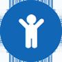Social Recreational Icon