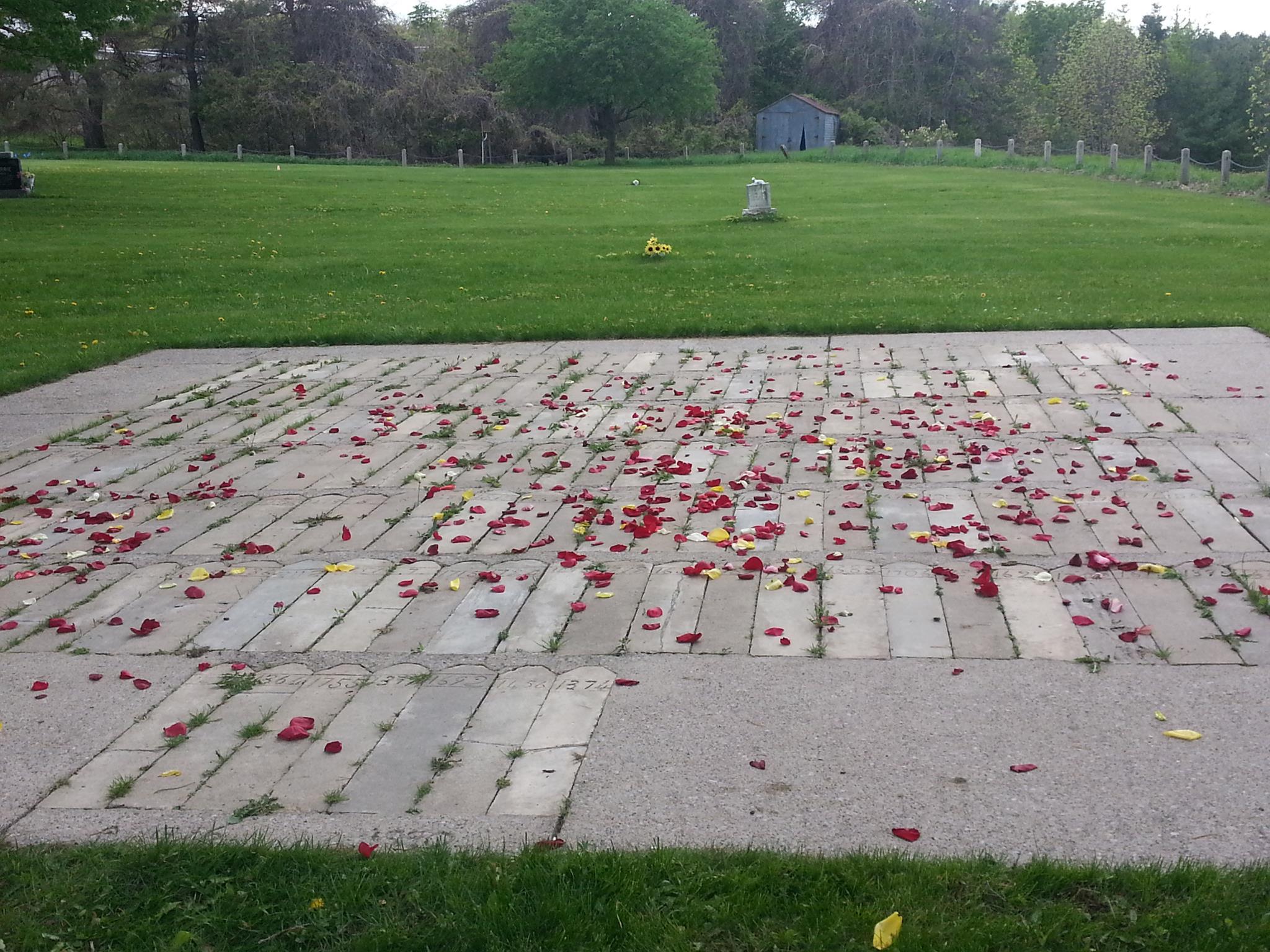 Institution Grave Site