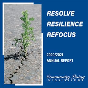 2021 Annual Report Cover